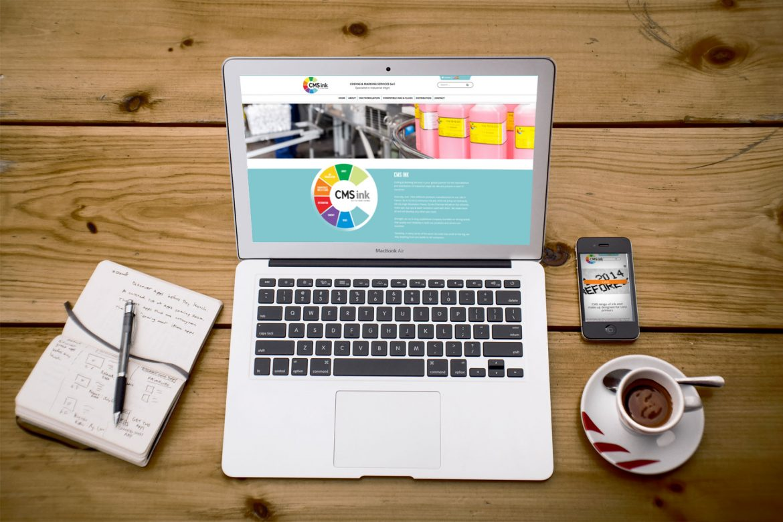 Site marché international CMS INK